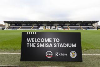 St Mirren Stadium Handout Photos