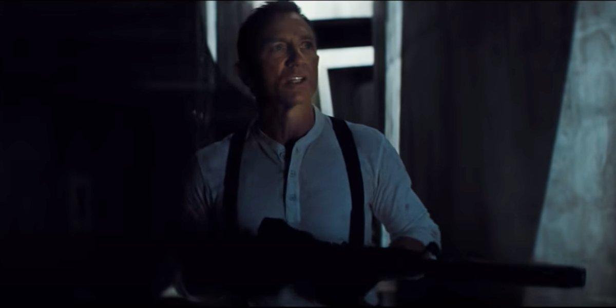 No Time To Die Producer Explains Connection To Previous Daniel Craig Bond Films