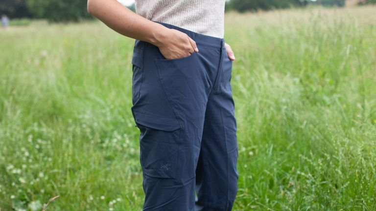 Arc'teryx Alroy walking trousers review