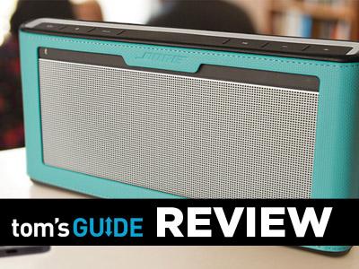 Bose SoundLink 3 Review - Portable Bluetooth Speaker | Tom's Guide