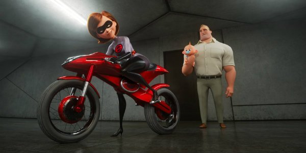 Incredibles 2 elastigirl mr. incredible jack-jack