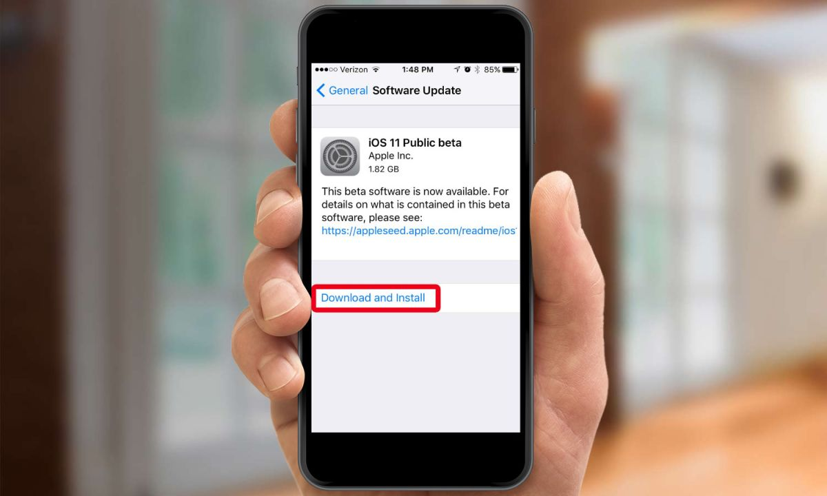 How to Download and Update Apple's iOS 11 Public Beta | Tom's Guide