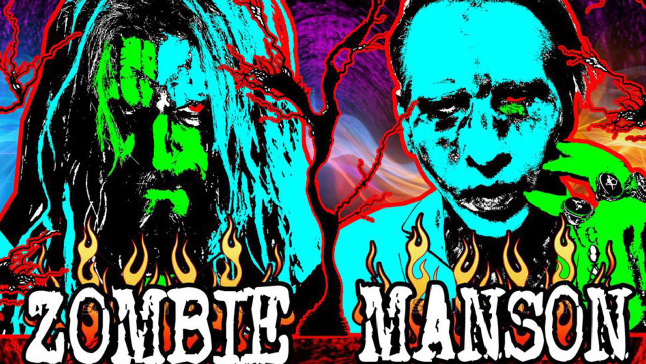 Listen To Marilyn Manson Rob Zombie Cover Beatles Classic Louder