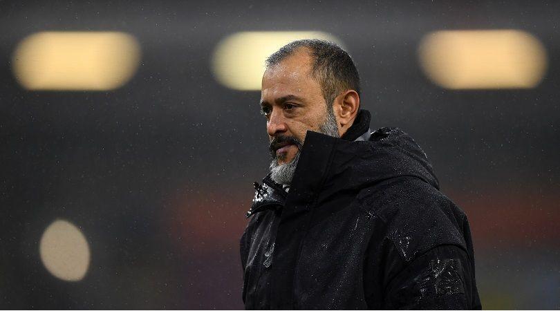 Tottenham consider Wolves boss Nuno Espirito Santo as Jose Mourinho replacement