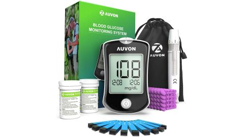 Auvon DS-W Blood Sugar Test Kit review