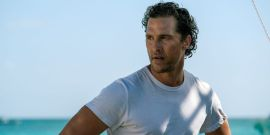 Matthew McConaughey On Why He Chose Not To Discuss His Sexual Assault Experiences In His New Book