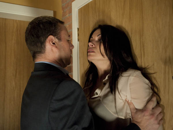Frank attacks Carla!