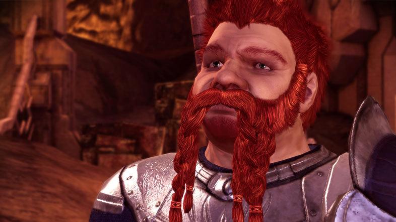 Oghren from Dragon Age: Origins