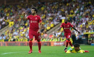 Norwich City v Liverpool – Premier League – Carrow Road