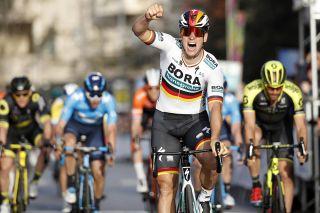 Pascal Ackermann wins Clasica de Almeria