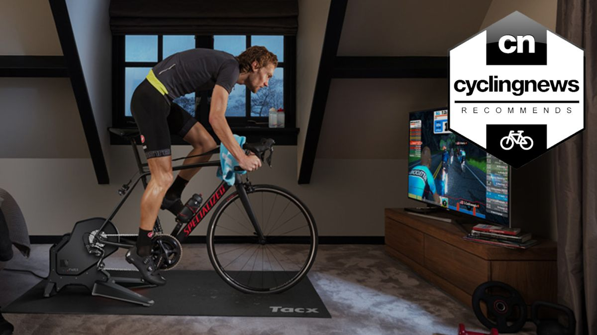 Elite Quick-Motion Bike Roller Trainer App-Compatible for Indoors Cycling!