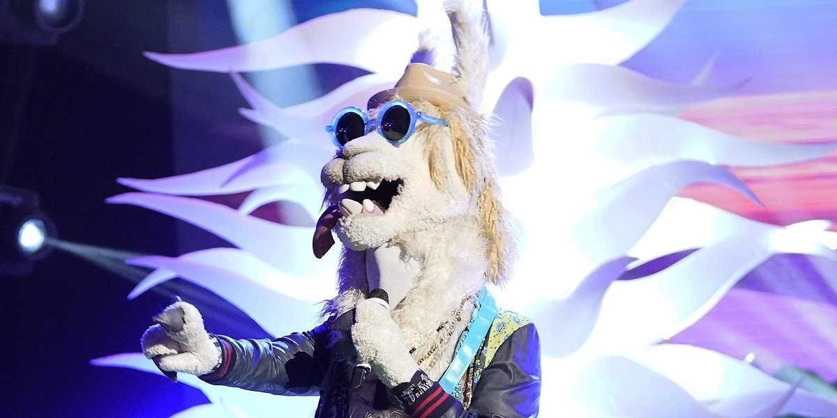 The Llama The Masked Singer Fox