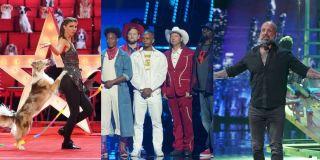 americas got talent quarterfinals elimination gangstagrass nbc