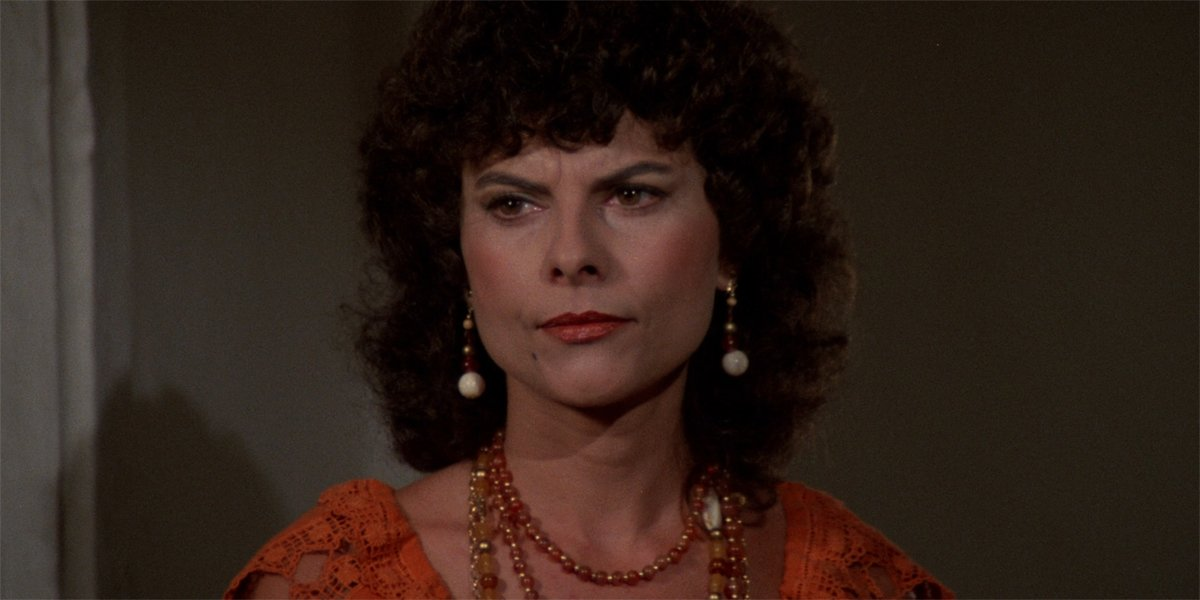 Adrienne Barbeau as Wilma in Creepshow