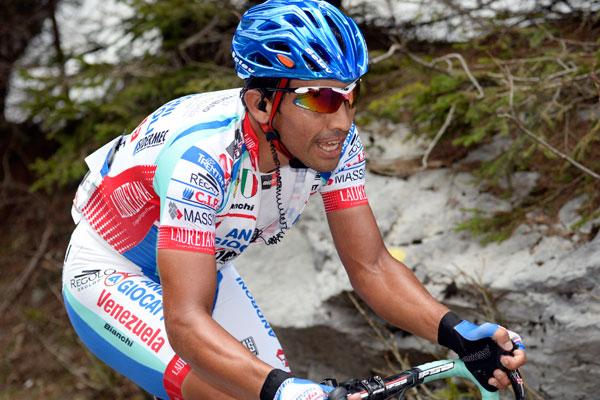 Jackson Rodriguez, Giro d'Italia 2013