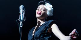 Hulu's The United States Vs. Billie Holiday Review: A Scattered Biopic That Hangs On A Great Lead Performance