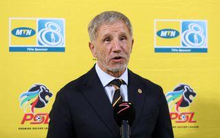 Kaizer Chiefs coach Stuart Baxter