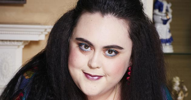 Sharon Rooney plays Dawn in Brief Encounters