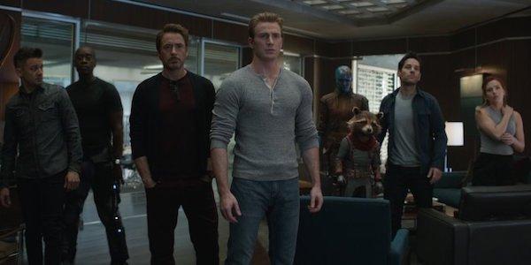 the survivors in Avengers: Endgame