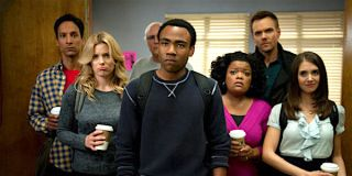 community cast upset season 4