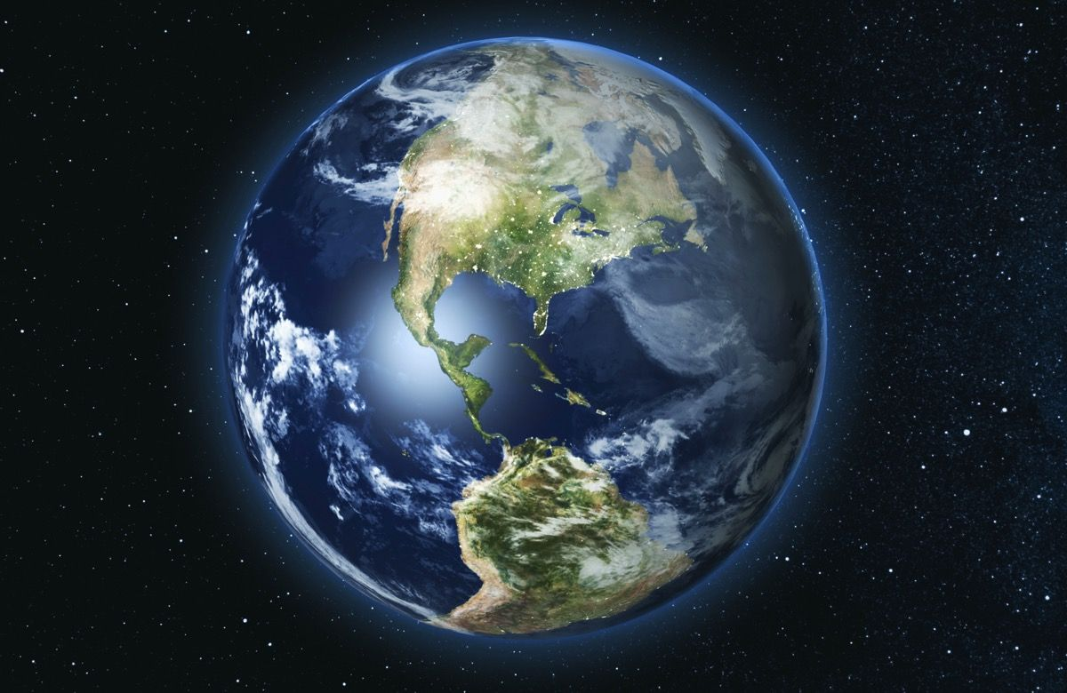 Planet Earth Wobbles As It Spins, and Now Scientists Know Why