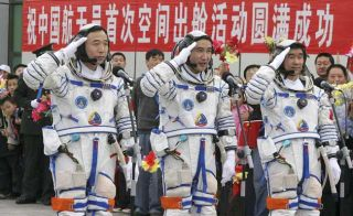 China to Conduct First Spacewalk