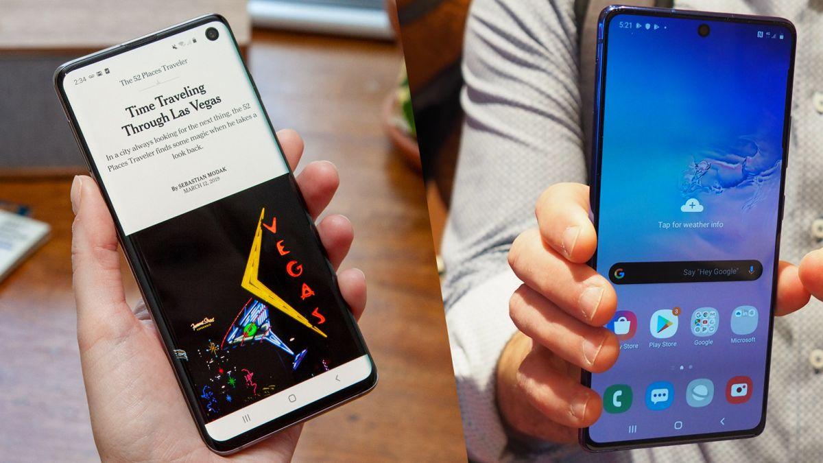 Galaxy S10 Lite vs. Galaxy S10: What should you buy?