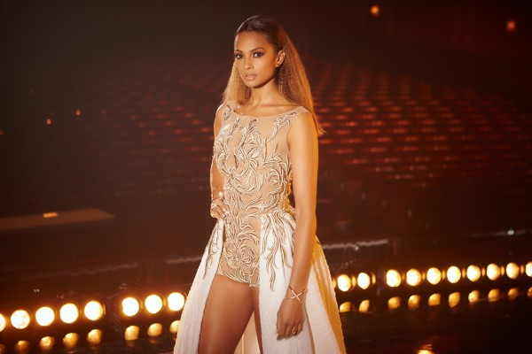Alesha Dixon's come a long way from her days as an MC (SYCO/THAMES TV)