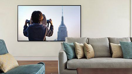 TV deal of the day: save over $250 on this Samsung 55 inch Smart 4K Ultra HD HDR LED TV – but not for long