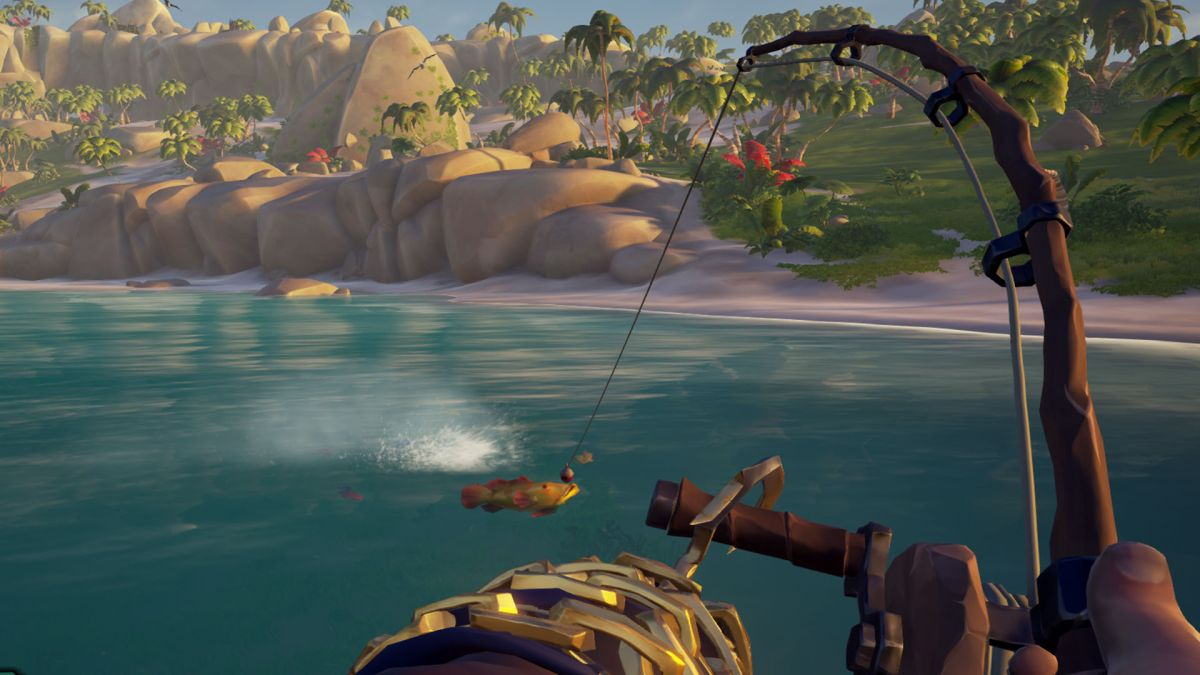 How to fish in Sea of Thieves: a complete guide to bait, locations