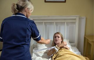 Emmerdale shock: Rebecca White is Alive! 'No one wants to wake up chained to a bed!,' says Emily Head
