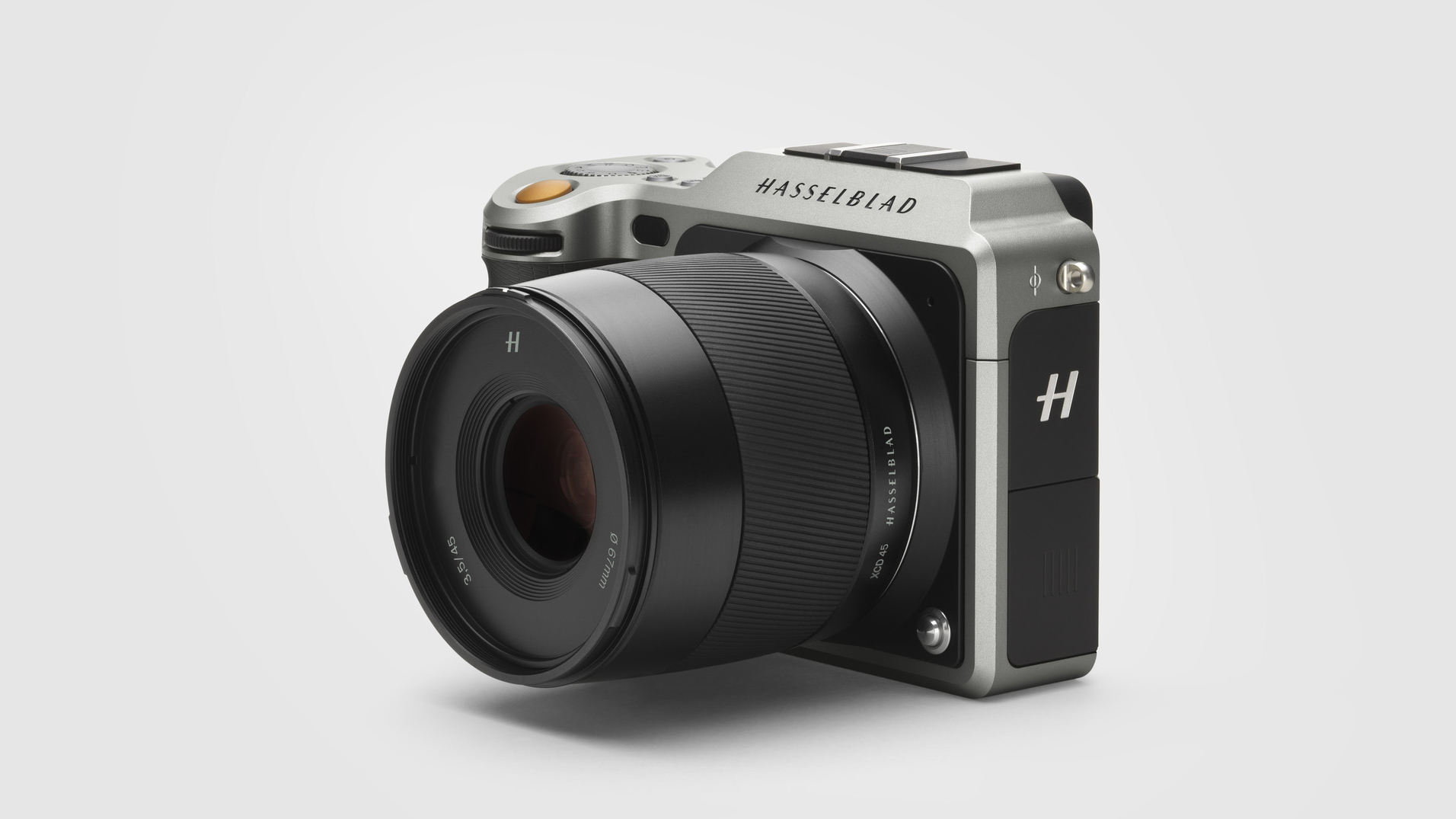 Hasselblad X1D Mark II registered – another 100MP medium format