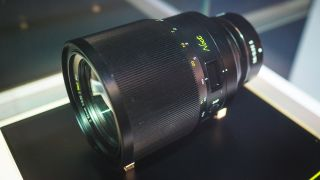 The 5 fastest lenses at Photokina 2018