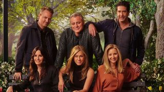 The Friends Reunion special poster