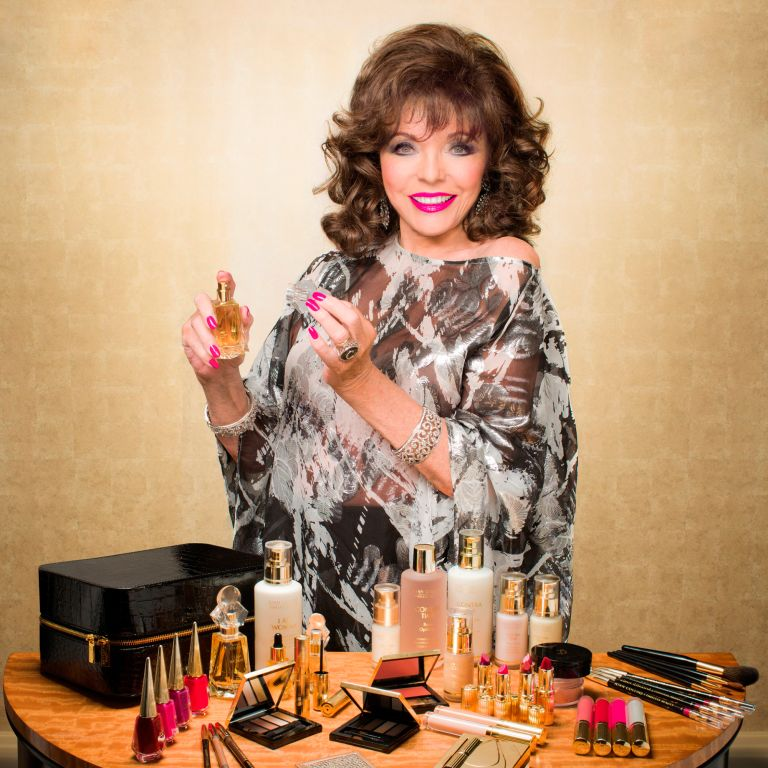 Joan Collins Timeless Beauty Collection