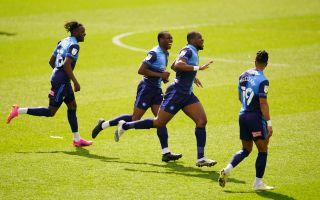 Wycombe Wanderers v AFC Bournemouth – Sky Bet Championship – Adams Park