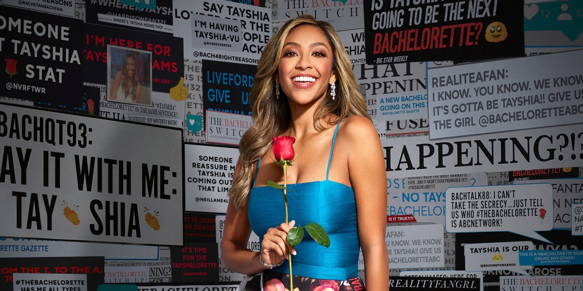 Bachelorette Spoilers: Who Gets Tayshia Adams' Final Rose After She Replaced Clare Crawley