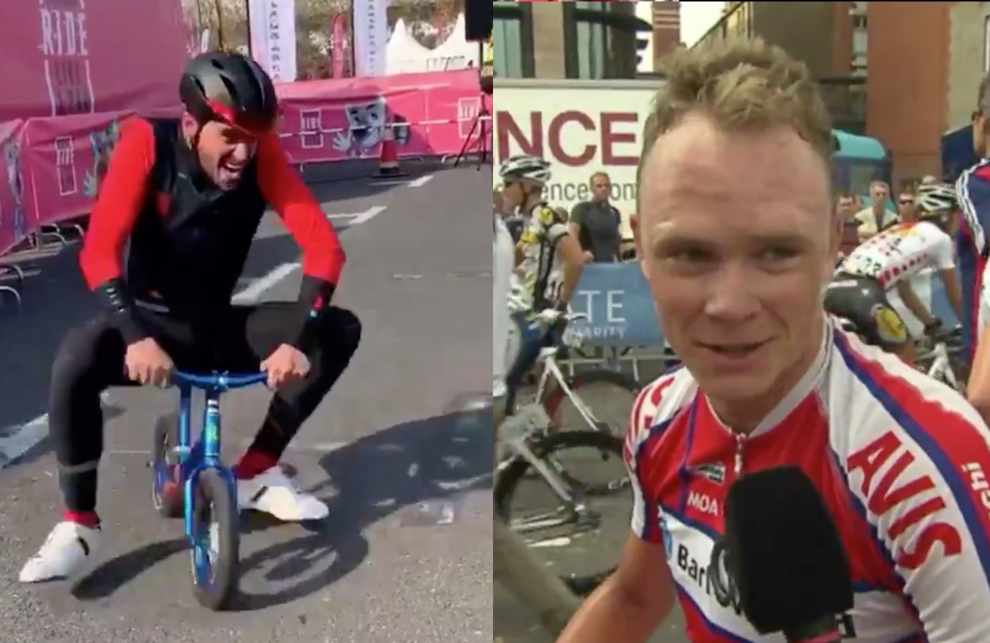 Tweets of the week: Alberto Contador, Bradley Wiggins, Chris Froome and more