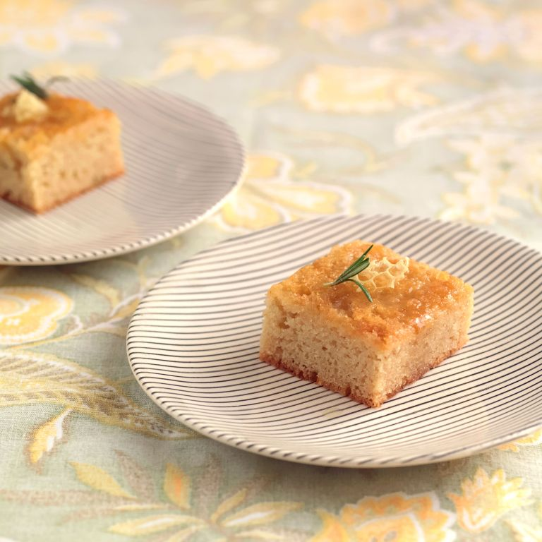 Rosemary and Honey Cakes photo