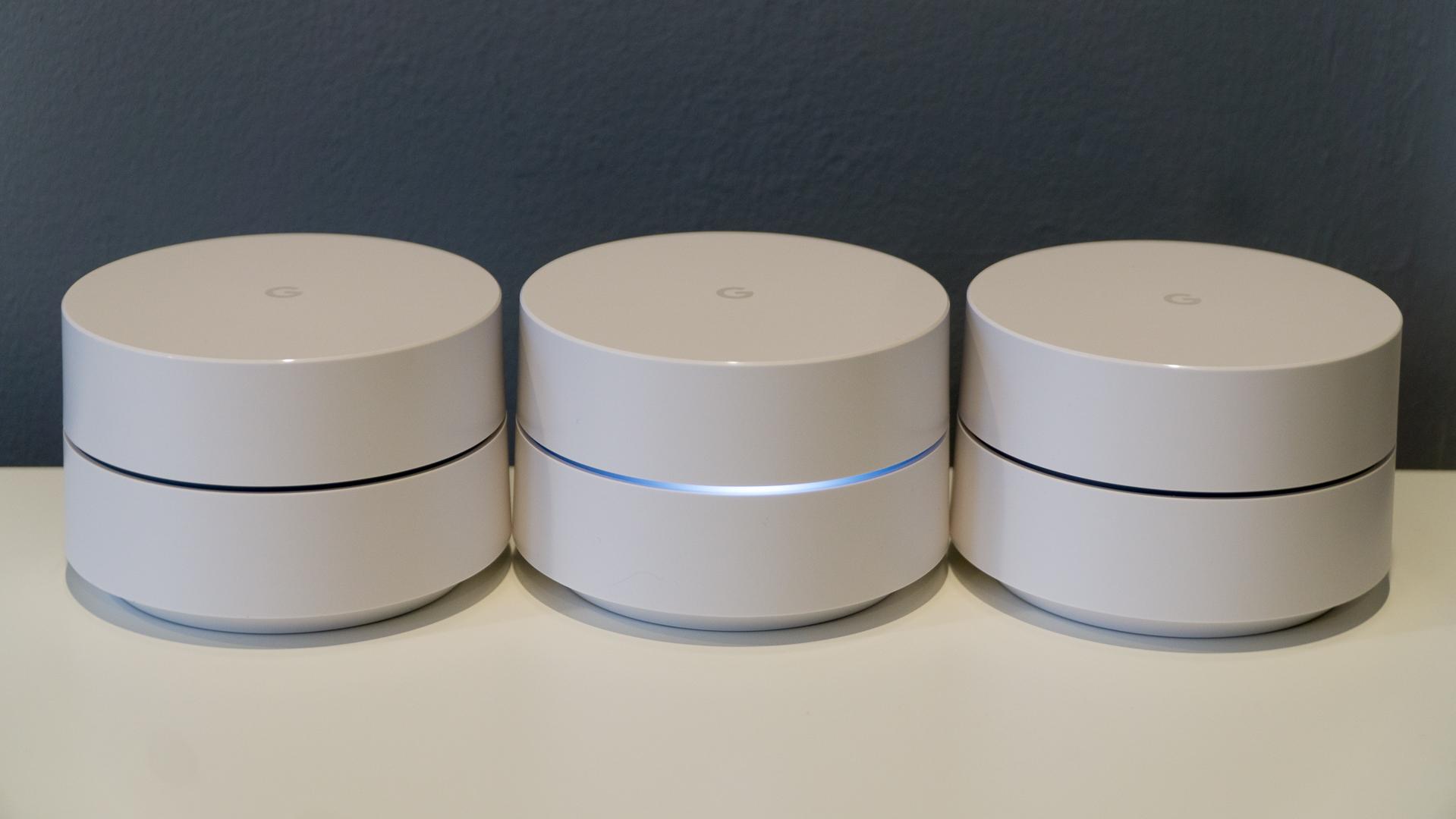 Google Wifi Review Techradar