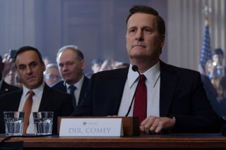 Jeff Daniels as James Comey in Showtime's 'The Comey Rule'
