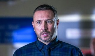 Alex Walkinshaw plays Fletch in Holby City