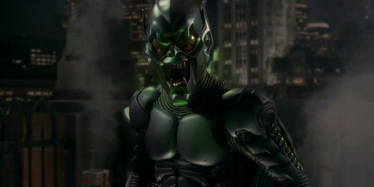 Spider-Man 2002 Green Goblin