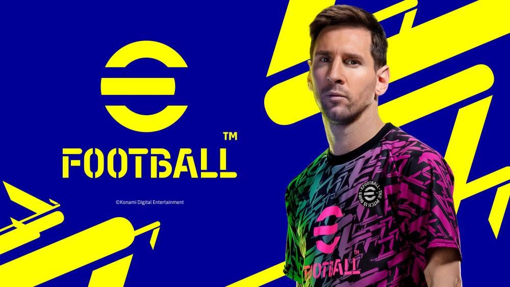 Konami's eFootball is a free-to-play FIFA 22 rival from the makers of PES