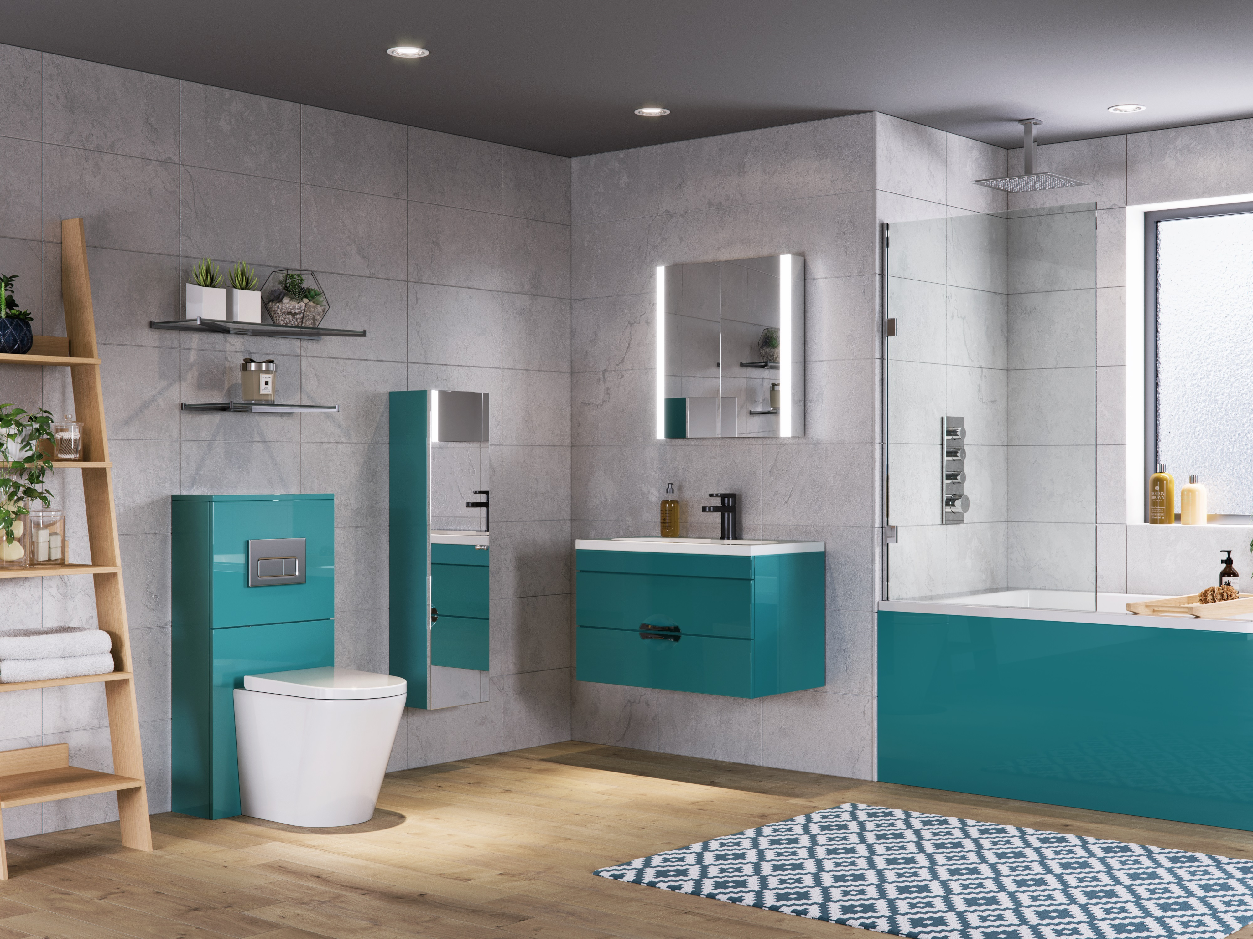 Family Bathroom Ideas: Designing Your Dream Bathroom  Homebuilding