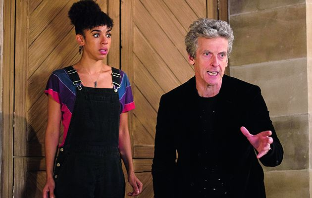 In this weeks instalment of Doctor Who...Bill's new home turns out to be a house of horrors…
