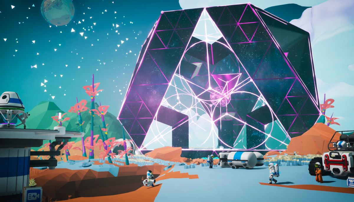 Astroneer 1 0 will increase co-op beyond four players and