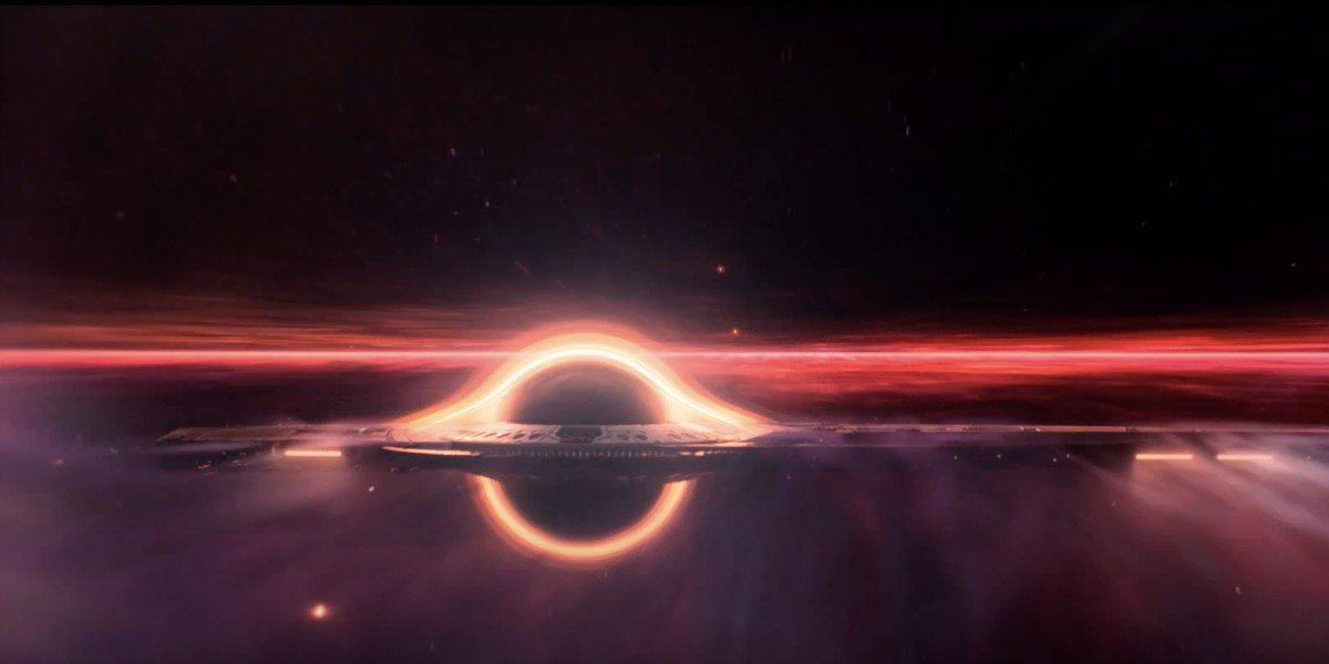 Cool sun image from Foundation teaser