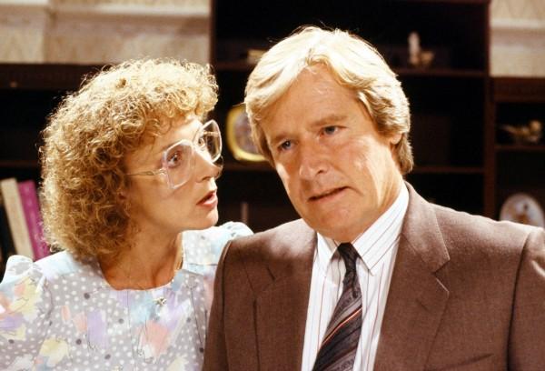 Coronation Street's Deirdre confronts Ken over his affair