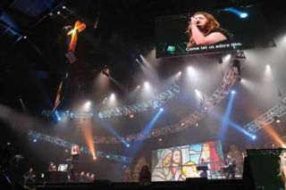 Memphis' Hope Church Upgrades to Rock-Show-Grade Lighting